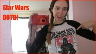 May the 4th OOTD! 5/4/13 Thumbnail