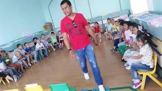 ESL Teaching (Kindergarten in China)