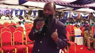 """MY TIME IS OVER ... I HAVE SEEN MYSELF COMPLETE THE WORK...!!! - MIGHTY PROPHET DR. OWUOR"