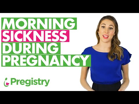 Morning Sickness and the chance of Miscarriage