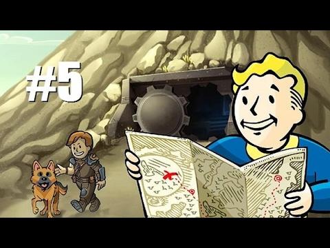 Fallout Shelter Walkthrough Part 5 - RAIDER GAMESHOW!?