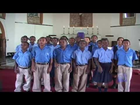 "G.B.T.V. CultureShare ARCHIVES 2010: BIRCHGROVE R.C. SCHOOL STUDENTS ""Mama See see Bird""  (HD)"