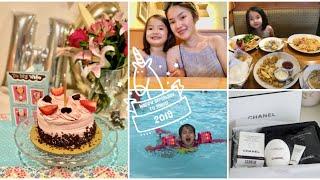 Sinh Nhật & Ngày Của Mẹ Đơn Giản 5-2019 ♥ Dẩn Donut Đi Pool Party ♥ Làm Mì Ý Thịt Viên | mattalehang