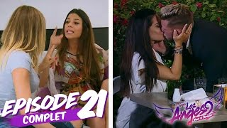 💸 Les Anges 9  (Replay) - Episode  21 : 1er baiser pour Jordan & Milla / Clash Anissa vs Sarah