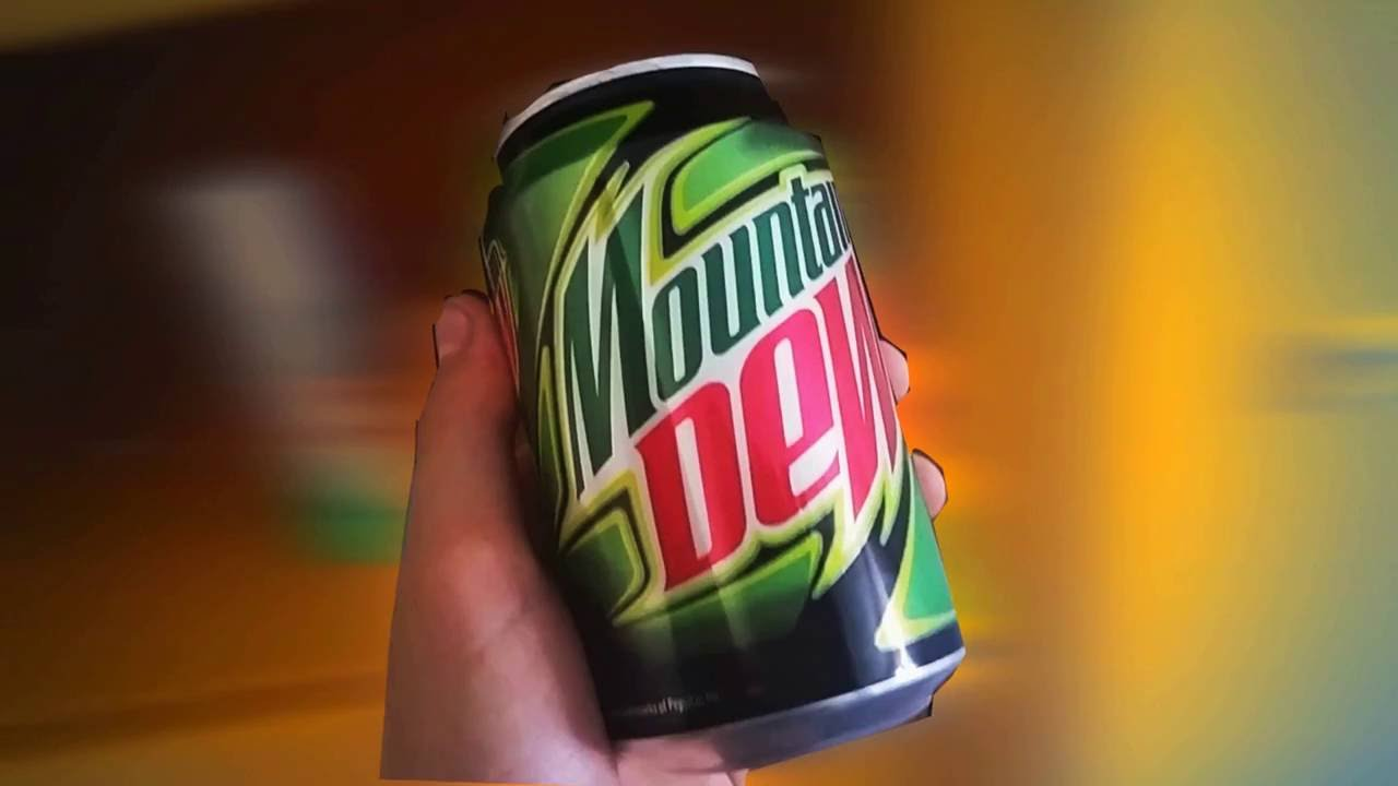 Mountain dew in pussy, cute girl sexy moaning