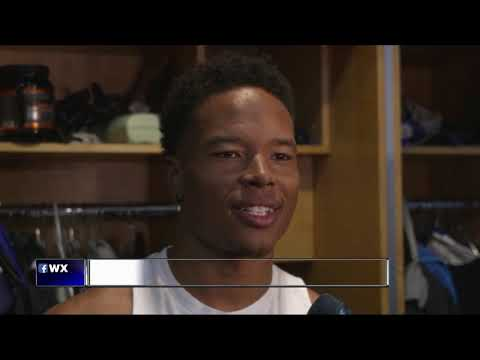 Lions WR Marvin Jones Jr. tries out for American Idol