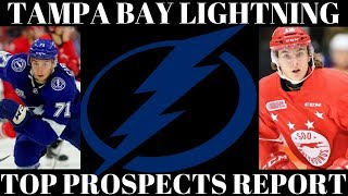TOP NHL PROSPECTS 2018 - TAMPA BAY LIGHTNING