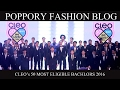 50 หนุ่มคลีโอ!!! CLEO'S 50 MOST ELIGIBLE BACHLORS 2016