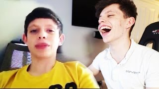 REACTING TO OLD VIDEOS   500,000 SUBSCRIBERS!