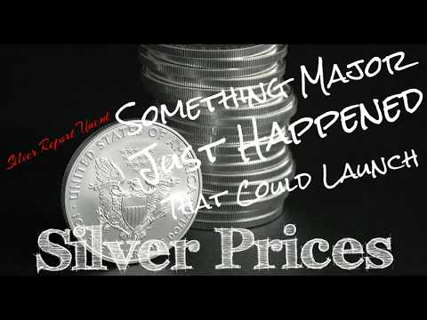 Major Precious Metals News That Could Launch Silver Prices in 2018