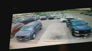 Man fights woman over parking lot space in west San Antonio