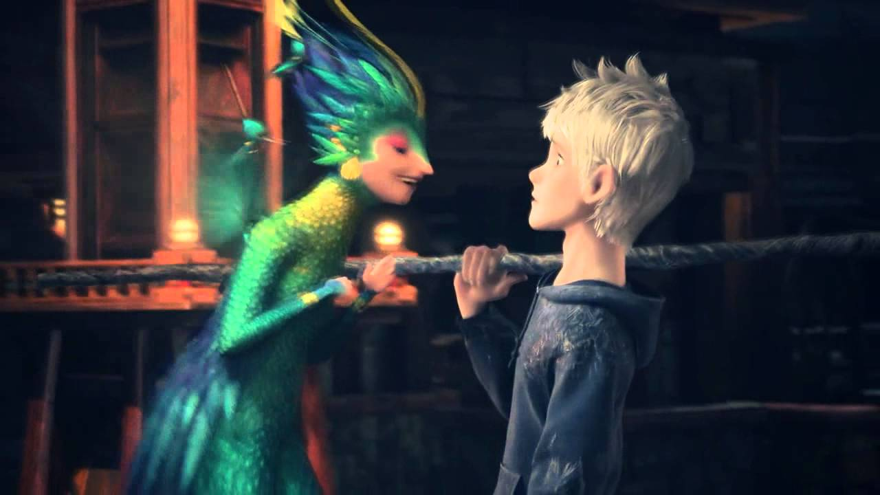 Night light x jack frost -  Jack Frost And Tooth Baby You Light Up My World Like Nobody Else Youtube