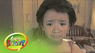 Goin' Bulilit: Praningning have a poor eyesight