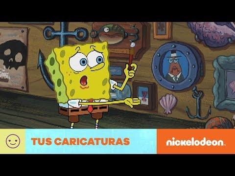Bob Esponja | Pintura permanente | Nickelodeon en Español