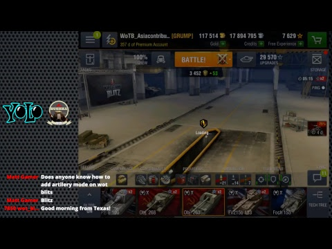 BUSHKA ON BLITZ IS TESTING THINGS THAT NEED TESTING world of Tanks Blitz