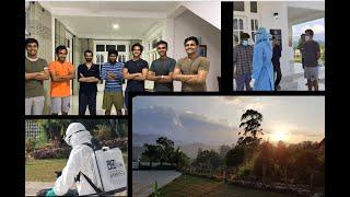 14 days in Quarantine at Diyathalawa, Sri Lanka