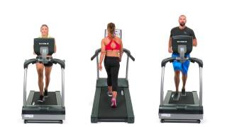 TRUE's CS Line - CS200 Treadmill
