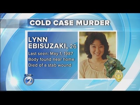Hawaii Island police renew request for information in 30-year-old cold case murder
