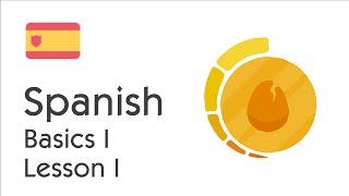 01 Spanish Basics Lesson 1 Duolingo screenshot 5