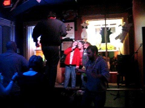material girl karaoke
