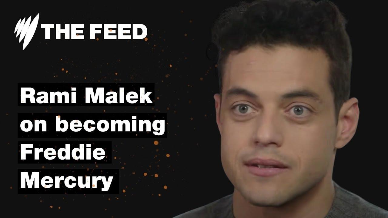 Rami Malek Becoming Freddie Mercury Youtube