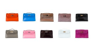 dc9cdc3d82ec MIGHTYCHIC • Hermes Kelly Pochette Collection