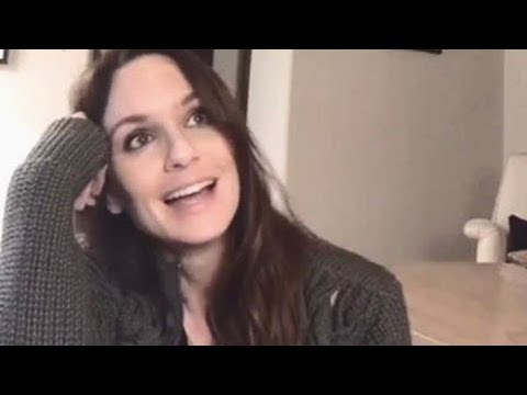 Sarah Wayne Callies - Facebook Live 3|02|17
