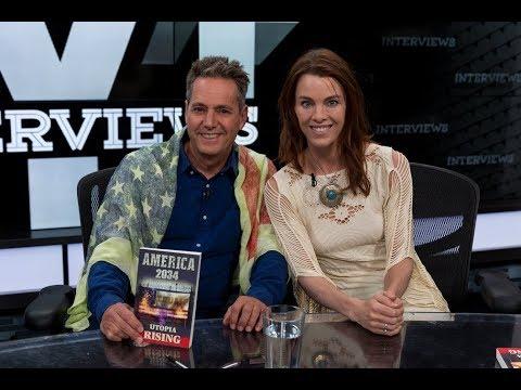 America in 2034. Jonathan Greenberg and Johanna Watts Interview