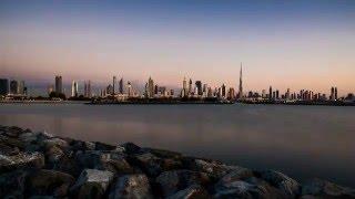 Timelapse Dubai -Mix- Downtown Burj Khalifa, JBR, JLT, Marina