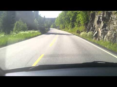 Roadtrip in Southern Norway
