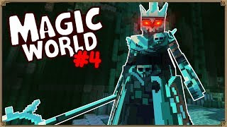 LE BOSS LE PLUS STYLÉ DE MINECRAFT ! (Magic World #4)