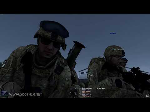 Bravo Grenadier | Havoc 3-2 Squad Training | !commands | 506th IR Realism Unit | Arma 3 Realism