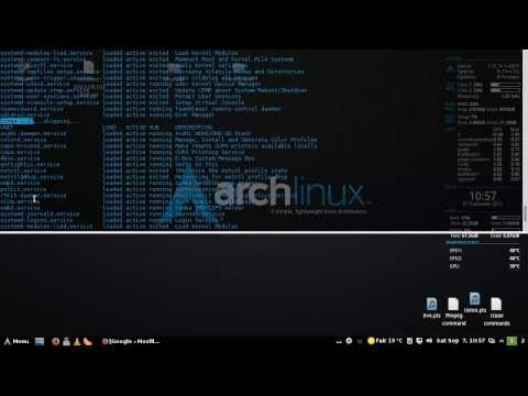 Tutorial configurare netctl pe Arch Linux