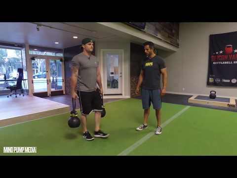 How to Build a Strong Core with Kettlebell Farmers Walk