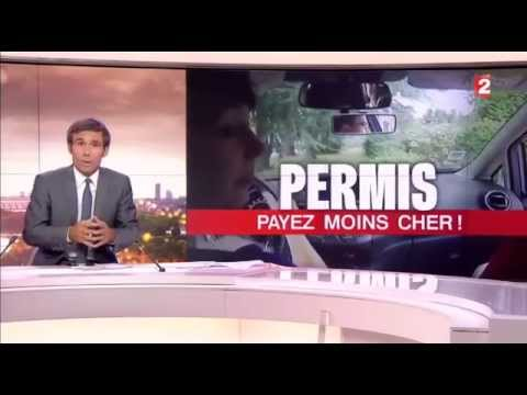 Avis Sur Ornikar : le jt 20h france 2 donne son avis sur ornikar 01 09 2015 youtube ~ Medecine-chirurgie-esthetiques.com Avis de Voitures