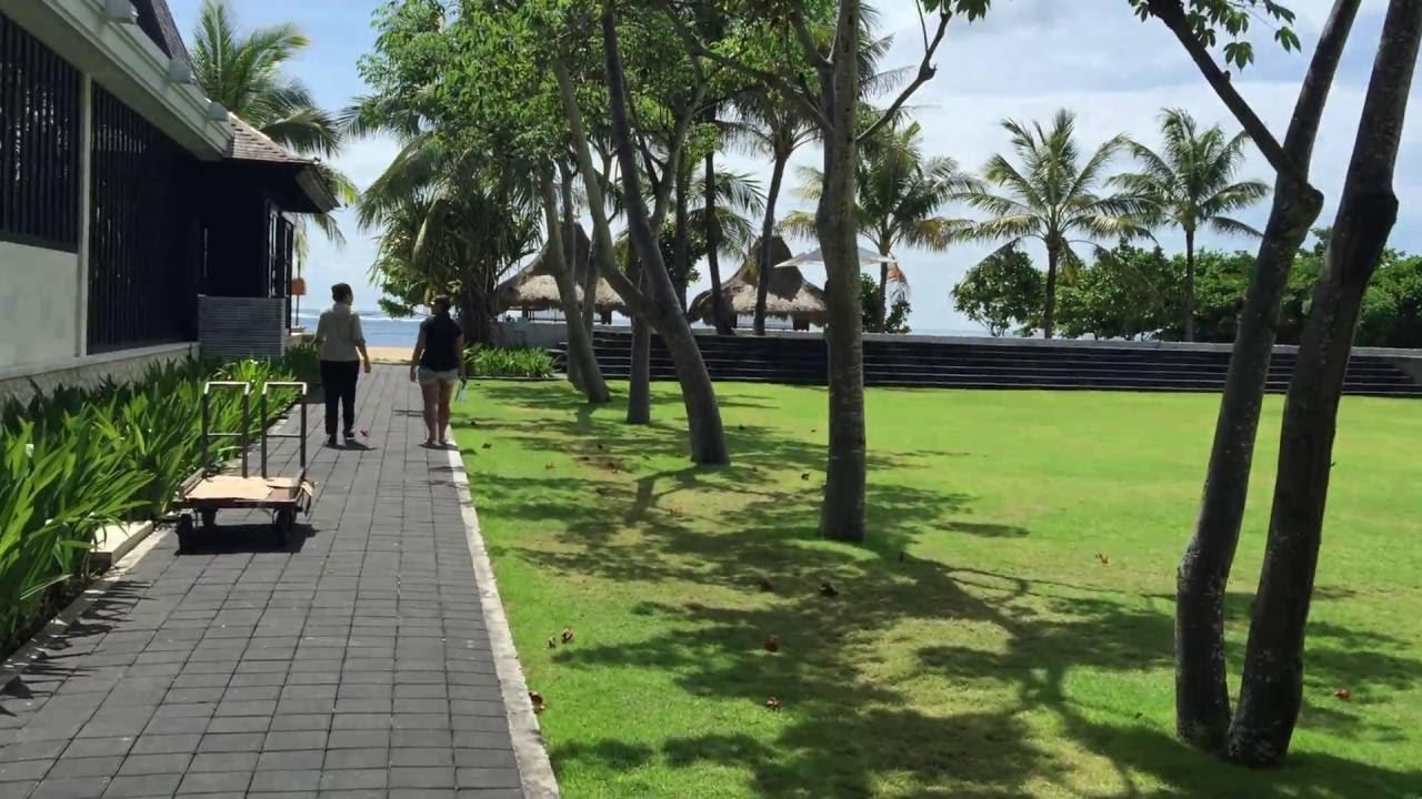 The Royal Santrian, Nusa Dua, Bali - Garden and Chapel - wedding ...