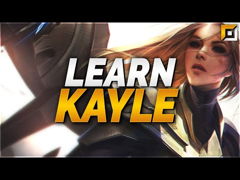 The ONLY Kayle Guide You Need - Season 11 - STRONGEST NON TANK