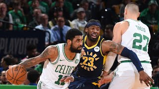 NBA PLAYOFFS Round 1: Boston Celtics vs. Indiana Pacers!