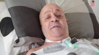 Αντρέας Μελή Νόσος του Κινητικού Νευρώνα ALS