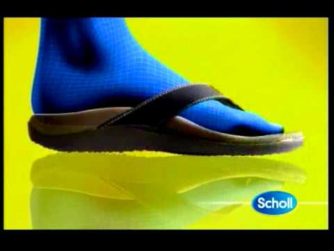 Scholl Biomechanics Casual Shoes TVC15second Launced 6102011.mp4