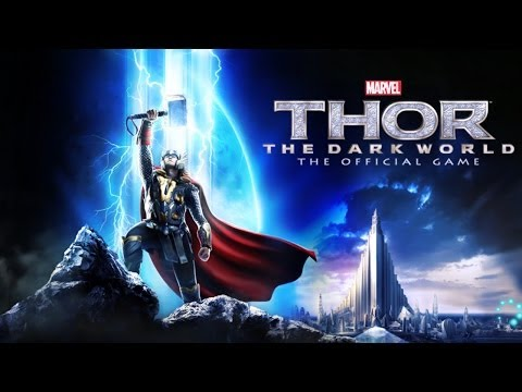 Thor: The Dark World - The Official Game - Universal - HD Gameplay Trailer
