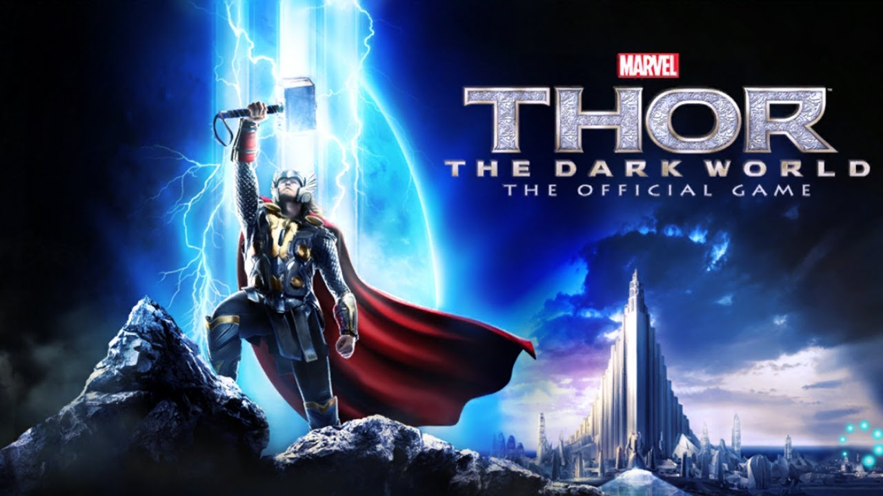thor: the dark world - the official game - universal - hd gameplay