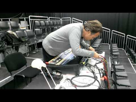 Muhammad Arham Frankfurt LAB electronic setup