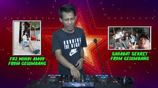 Download lagu DJ CINTAKU TAKKAN BERUBAH SPECIAL DUGEM FDJ WPS AMOY & SAHABAT SEKRET NEW 2020 - DJ GUNTUR JS