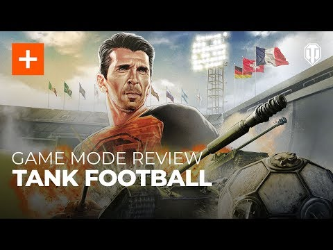 Game Mode Review: Tank Football