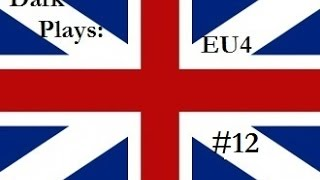 EU4 England- Episode 12: Our first colony