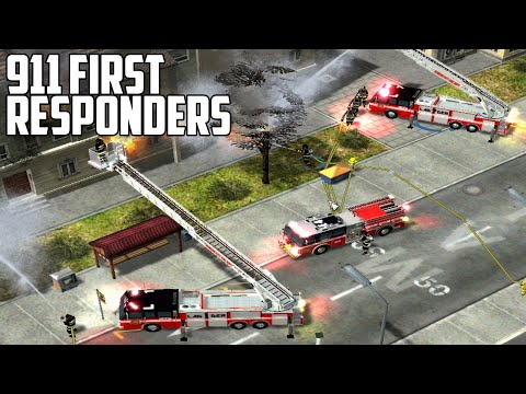 Emergency 4 MP #1 - Harbor City Mod (911 First Responders)