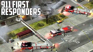 Emergency 4 MP #1 - Harbor City Mod (911 First Responders)