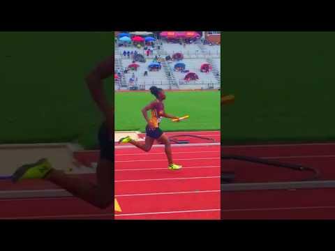 Jim Law 2017 Charlotte Heat relay