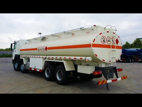 Oil tank Truck,fuel tank truck,divided several (6) compartments